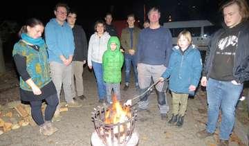 Jugendkulturhaus feiert stimmungsvolles Weihnachtsfest