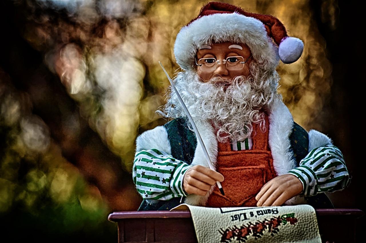Gibt Es Einen Weihnachtsmann Virginia