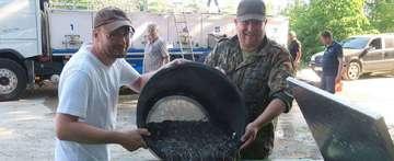 Fischereiverein FischerhudeQuelkhorn zieht Bilanz