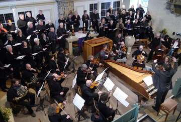 BachPassion Konzert am 31 März