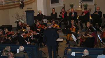 Kammerorchester brilliert