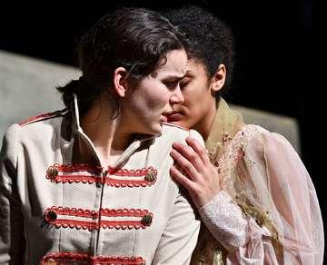 Theater Total gastiert in Ottersberg und zeigt ShakespeareStück
