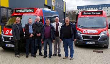 Bürgerbusverein zieht positive Bilanz
