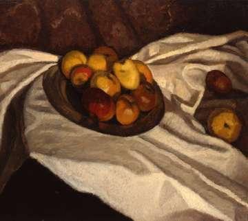 Neue Ausstellung die Stillleben des Otto Modersohn
