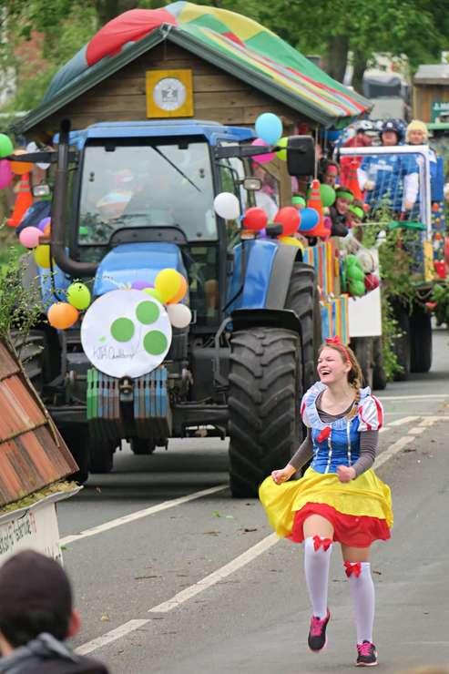 Ein Hauch Karneval
