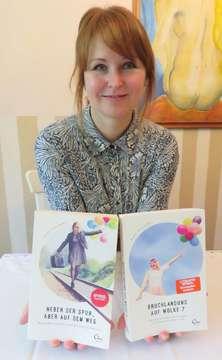 Bestsellerautorin Mina Teichert liest zum Thema ADHS
