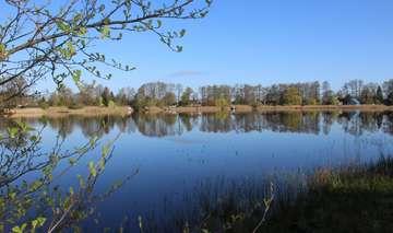 Ortsrat diskutiert Algenproblem im Otterstedter See