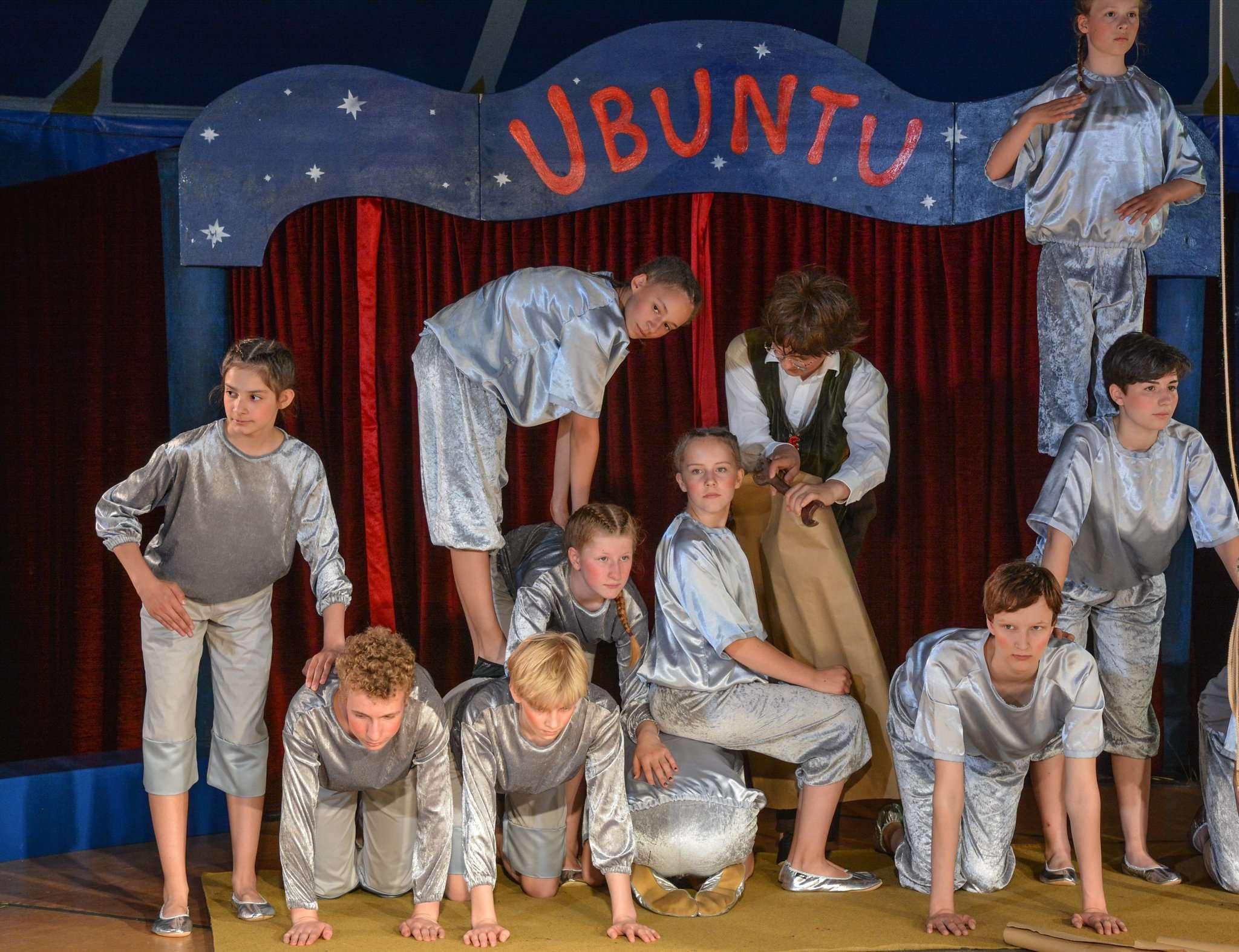 Der Mitmachzirkus Ubuntu beendet seine Tournee auch in diesem Jahr in Ottersberg. Dort gastiert er vom 24. bis 26. Juli im Mühlenweg. Foto: Leonhard Peters