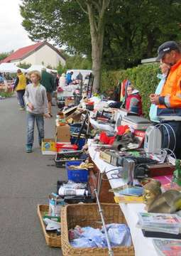 Volles Programm Ottersberger Herbstmarkt am Wochenende