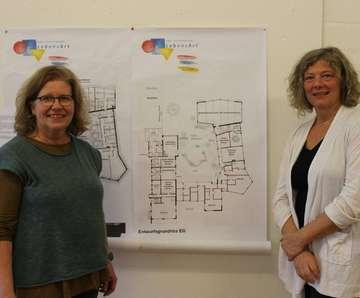 Infotreffen zum Wohnprojekt in der alten Hochschule am Wiestebruch