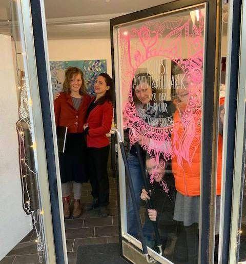 Die Ateliergemeinschaft in der Großen Straße öffnet am kommenden Wochenende ihre Tür.