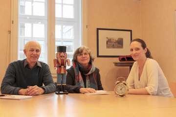 ReparaturCaf� im Rektorhaus geplant  Von Björn Blaak