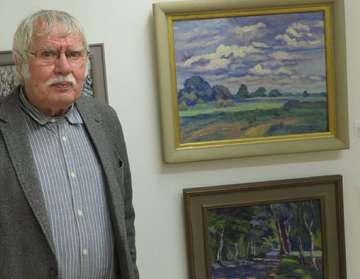 Buthmanns Hof Mitglieder des Kunstvereins zeigen eigene Werke