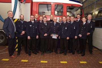 Feuerwehr Posthausen blickt auf Einsätze 2019 zurück