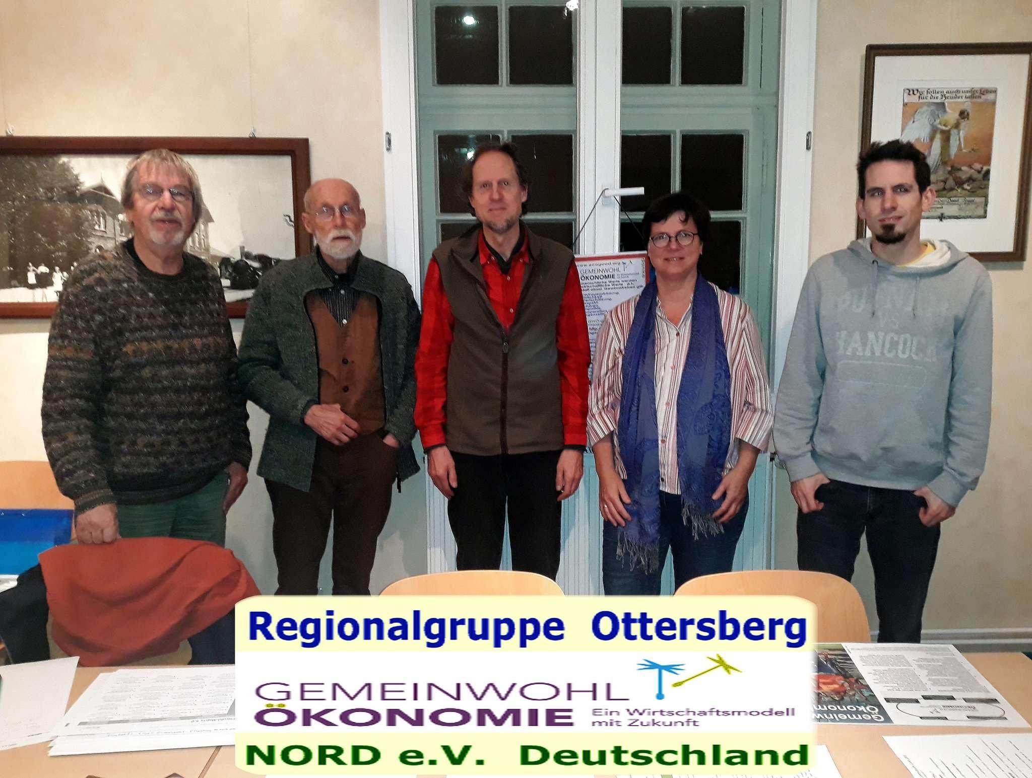 Die Gemeinwohlökonomie in Ottersberg gibt es bereits seit zwei Jahren.