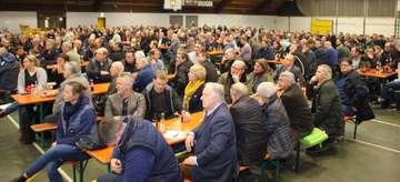 Landwirte kämpfen gegen Politik und schlechtes Image  Von Henning Leeske