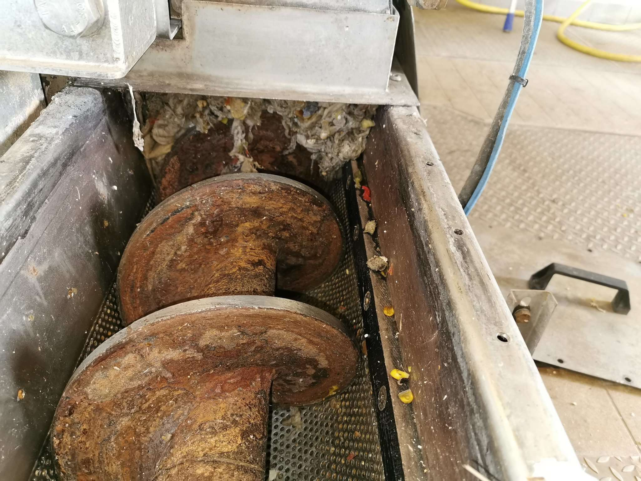 Feuchttücher verstopfen die Kläranlage. Foto: AZV
