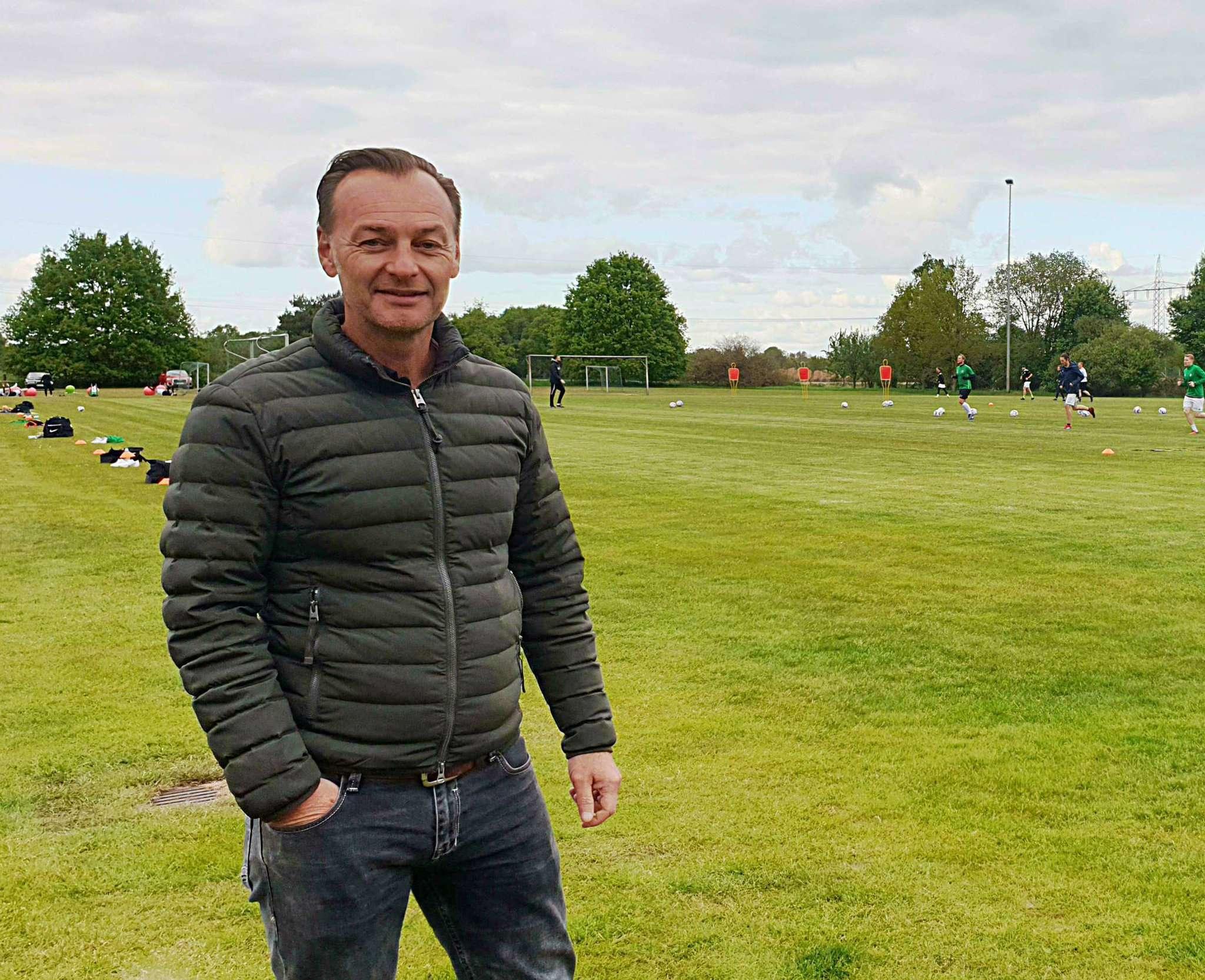 Vorstandsmitglied Thorsten Meyer kümmert sich um den Vereinssport unter Corona-Bedingungen.  Foto: Tobias Woelki