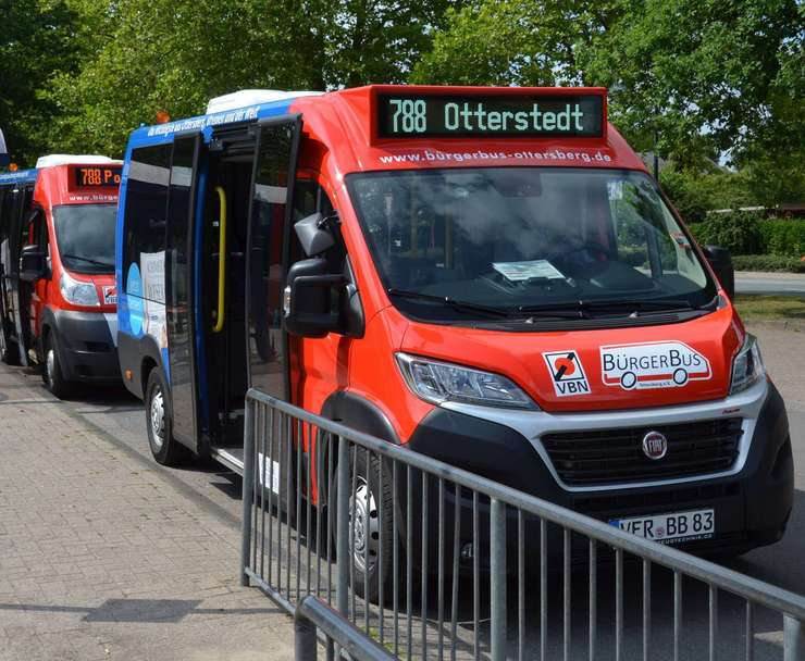 Bürgerbusse vor Neustart