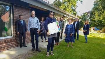 Evangelische Kita freut sich über Erweiterungsbau