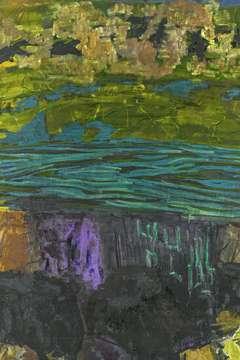 Neue Ausstellung Landschaften von Otto Modersohn und Per Kirkeby