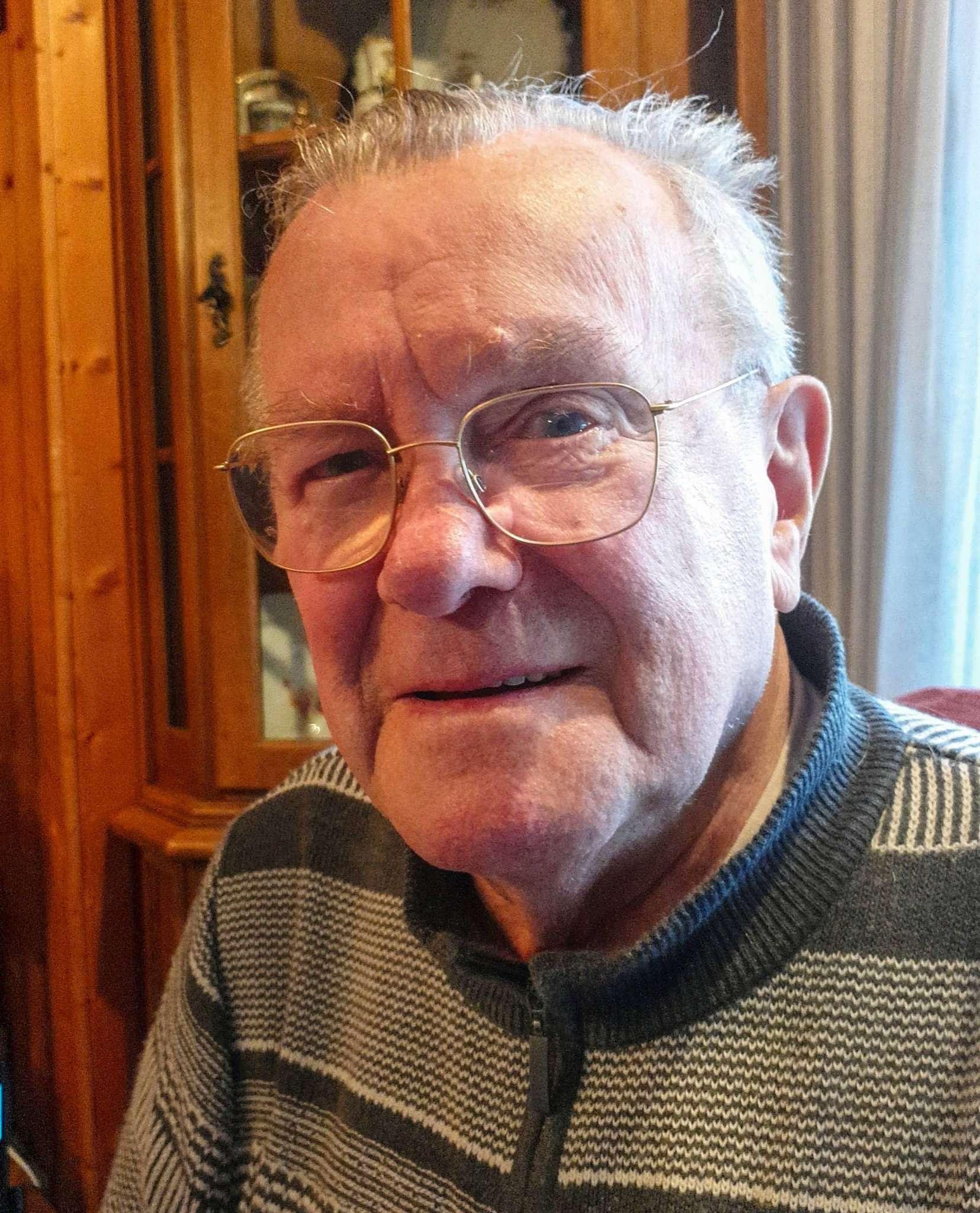 Siegfried Langhans feiert im Januar seinen 90. Geburtstag.
