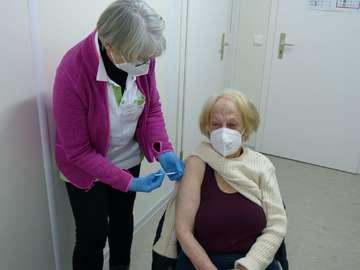 Verdener Impfzentrum hat Betrieb aufgenommen