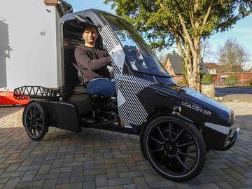 Der Ottersberger Henning Tesch fährt auf Velomobile ab  Von Tobias Woelki