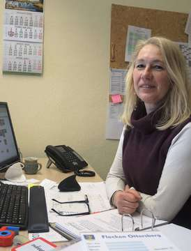 Marianne RosebrockGermann verstärkt Bauamt