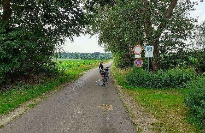 Der Flecken Ottersberg lädt dazu ein, 21 Tage lang das Auto stehen zu lassen und das Fahrrad zu nehmen. Foto: Björn Blaak