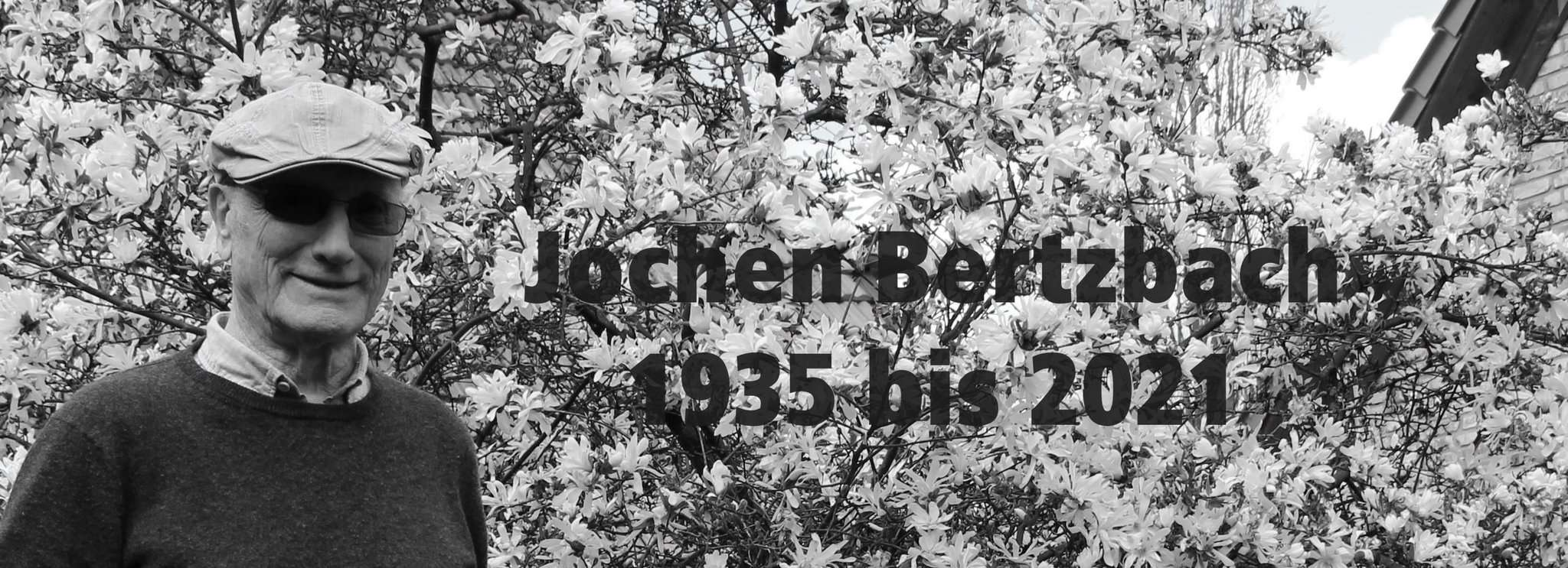 Jochen Bertzbach ist am Sonntag überraschend gestorben. Foto: Björn Blaak