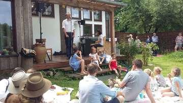 Gartenkonzert bei Bertzbach
