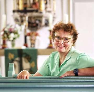 Pastorin Constanze Ulbrich wechselt nach Sottrum  VON PETRA HOLTHUSEN