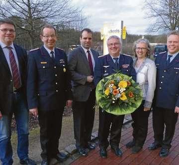 HansHermann Fehling bleibt Kreisbrandmeister