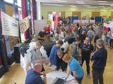 Berufsinformationstag in Oyten entwickelt sich zur Erfolgsstor