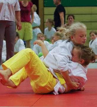 Oytener JudokaMädchen überzeugen