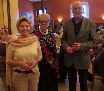 Jahresfeier der Parkinsongruppe mit 161 Gästen