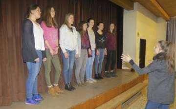Bassener Jugendchor hört auf  Auftritt am 3 Februar