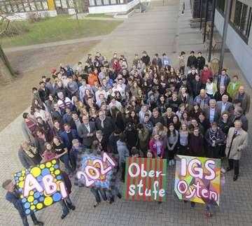Oytens IGS bekommt eine Oberstufe  Abitur ab 2021 möglich  Von Elke KepplerRosenau