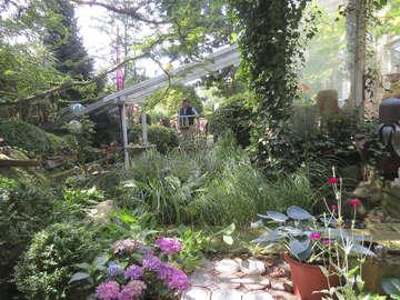 Rudolf Schönfelds Grünes Lapidarium ist ein Märchengarten