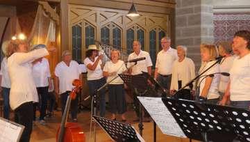 Gut besucht Sommerkonzert in St Petri