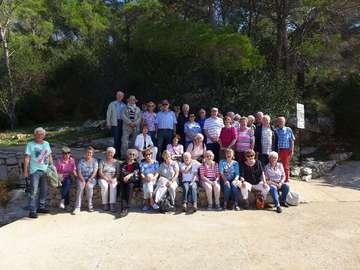 Reisegruppe des SoVD Oyten besucht Kroatien