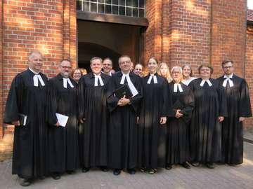Pastor Benjamin Will beendet Probezeit in Oyten