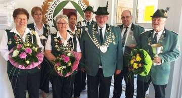 Schützenfest in Oyten Sonntag jubelt am Samstag