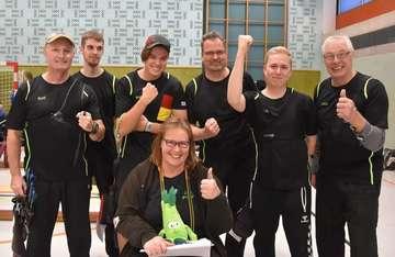 Verbandsliga A Bogenschützen holen 14 Siege am Stück