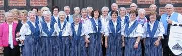 30 Jahre Volkstanzgruppe des Heimatvereins Oyten