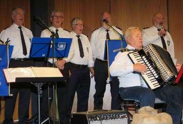 Gemeinsames Konzert von Shanty Chor Oyten und Blaskapelle Wiestetal
