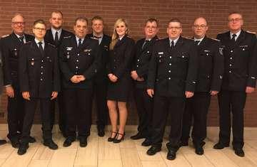 Jahreshauptversammlung der Oytener Brandschützer