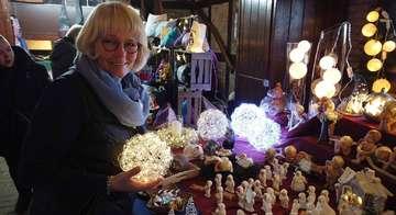 Weihnachtsmarkt am Heimathaus öffnet am Sonntag erneut