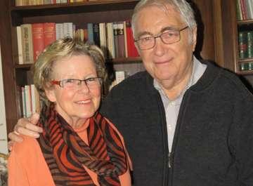 Heide und Dieter Cortrie feiern goldene Hochzeit